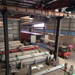 ASTM A789 347/330/825 tubos sem costura em aço inoxidável com alta qualidade