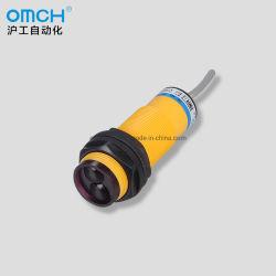 기본 근접 센서 E3f3-Ds50n1 70cm 거리 적외선 광전기 근접 접근 센서 스위치 적외선 센서 검출기 DC6-36V
