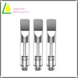 Tension réglable bas de la batterie chargée de la bobine en céramique au goutte à goutte de métal Pen astuce