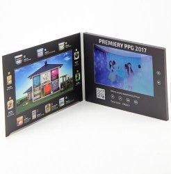 Het nieuwste LCD van het Ontwerp van de Douane Scherm VideoPak