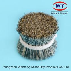 Gris naturelle de grande qualité la spoliation des soies