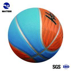 Professioneller lange Lebensdauer-haltbarer Gummibasketball