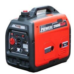 invertitore del generatore di 2kVA GPL con il combustibile di duello, Fd2000isdf