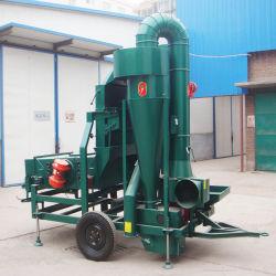 きれいになる3-10t/Hムギのトウモロコシの水田のゴマおよび等級分け機械