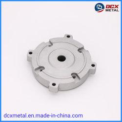 Настраиваемые литой алюминиевый корпус детали/алюминиевая крышка насоса/насоса/алюминиевых деталей насоса