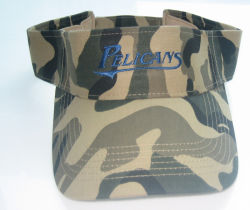 Visor de estilos personalizada Hat Malla de algodón Tenis personalizados Viseras