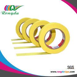 Wasserabweisendes gelbes Band für Die Dekoration
