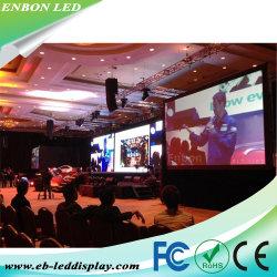 SMD2121 con una alta tasa de contraste, P3 LED de la etapa de la pared de vídeo