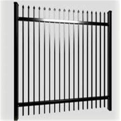 Китай производство копье верхней части стены безопасности утюг панелей с лучшим качеством