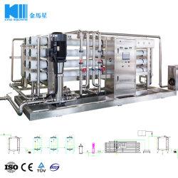 Invierte automático de la planta de filtrado de agua de osmosis RO