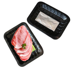 Absorbent Pads Frozen Meat Containers를 가진 공장 Direct Sale Customized New Style Different Types&Colors