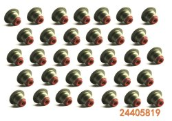 Accessori automatici del Juego De Sellos Valvula Cruze della guarnizione del gambo di valvola Ss702831 di valvola del gambo della guarnizione della parte di recambio stabilita dell'automobile