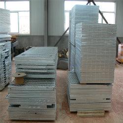 Galvanizado personalizados de acero inoxidable y carbono/aluminio rejilla de barras de acero de cerco de malla de alambre