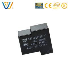 سعر رخيص مفتاح ترحيل 24 فولت تيار مستمر Spdt 20A 30A للصناعة