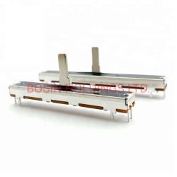 Hochwertiger linearer Plättchen-Potenziometer 15mm 30mm 45mm 60mm