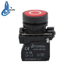 Lay4-EA4322 Pulse los símbolos eléctricos marca Interruptor Pulsador