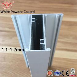Perfil de alumínio extrudido industrial para porta/janela/Fabricação Fenster