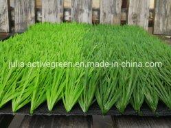 40mm 50mm de fútbol infantil de fútbol de hierba artificial en zig-zag de Evergreen