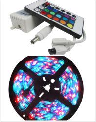 وحدة تحكم LED مرنة مقاومة للمياه LED Strip طراز 3528SMD 600LED من المصنع