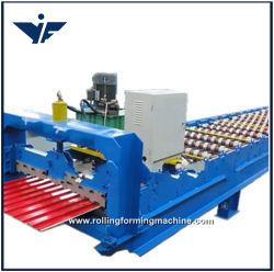 ماكينة الأبواب المتلاجة، طراز أستراليا، باب مغلاق بكرة فولاذية تشكيل ماكينة لفة ماكينة فتح الأبواب يجعل ماكينة تشكيل اللفات ماكينة لوحة السقف