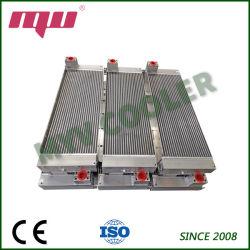 Refroidisseur d'huile en aluminium