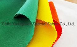 Ropa de laboratorio de productos textiles del 100% tejido de algodón con la prueba de fuego/agua/aceite/repelente en casa hizo antiestático