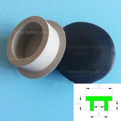 주문을 받아서 만들어진 분류된 크기 실리콘고무 하수관 마개
