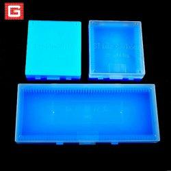 2019 年、 50 個入りのプラスチック顕微鏡スライド収納ボックスを販売 場所