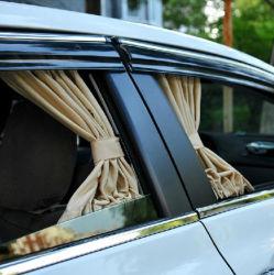 """Автомобиль боковое стекло шторки козырек ветрового стекла автомобиля тканью окно Slidable щиток УФ защита (комплект из 2/ 27,5""""X18.5"""") Esg13042"""