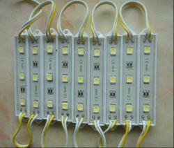 18lm 12V Wateproof 3 PCS 5050 SMD LED Module (Ak-80123F-T50)