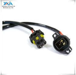 Faisceau phares de voiture Xaja voiture le faisceau de fils de lumière LED voiture personnalisée phare du faisceau de fils de feu de brouillard