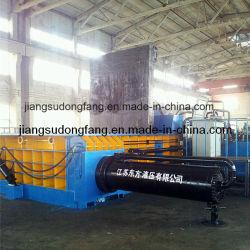 Y81f-500 Voiture de déchets de la ramasseuse-presse hydraulique