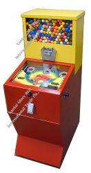 Única Máquina Gumball Pinball Canister