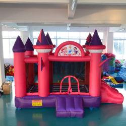 قصر جميلة قابل للنفخ لأنّ أطفال لأنّ منزل إستعمال