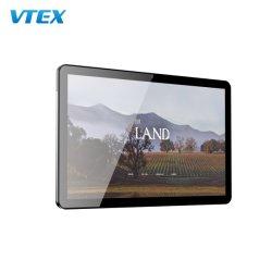 Boîtier métallique Vtex nouvel outillage privé Incell FHD WiFi panneau 4G 9863 Android Tablet PC Slim 10 pouces