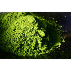 고급 부피에 있는 유기 분말 Matcha 구매 녹차