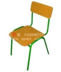 Strong Mobiliário escolar do aluno de madeira Cadeira simples