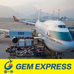 شينين غوانغجو دونغوان الشحن الجوي السريع شركة DHL UPS FedEx الشحن الجوي خدمة الانتقال من الباب إلى الباب من الصين إلى الولايات المتحدة الأمريكية