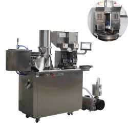 Het semi Automatische Model/de Hand van de Verbetering van de Vullende Machine van de Capsule stelt de Teller van de Capsule in werking