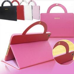 Дружественность к сумочке моды Style PU кожаный чехол для iPad/мини/воздух