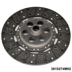 3610274M92 aplicar a Massey Ferguson Peças disco de embraiagem 231