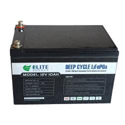 ليليت مصنوعة بالمصنع من ليثيم أيون الليثيوم القابلة لإعادة الشحن 12 فولت 12.8 فولت 10 أمبير/الساعة حزمة بطارية 20ah 30ah 35ah 40ah 40ah LFePO4