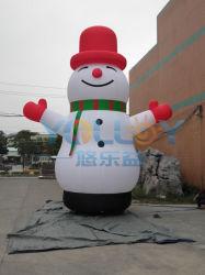 Новые настраиваемые надувные снежную бабу открытый праздник украшения