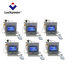 توريد توريد مصنع Luckyman لتوزيع آلة حقن الحشو