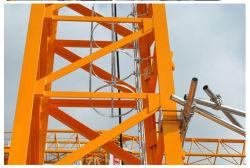 Construção de equipamentos de elevação do mastro da grua