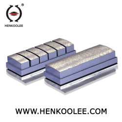 Abrasivo di Fickert del metallo del diamante per il polacco delle mattonelle di ceramica