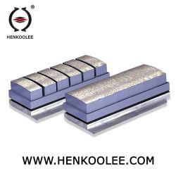 Diamond abrasivo Fickert de metal para polimento de ladrilhos de cerâmica