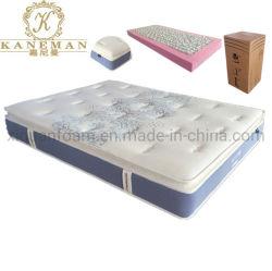 편리한 베개 상단 10inch 거품에 의하여 넣어지는 침대 박스 스프링 매트리스