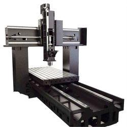 Gravura e estrutura da fresadora CNC/Base/Bed Sunup Tq1611
