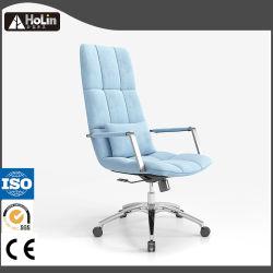 Salón de la Base de metal tejido regulable en altura Relax reclinable silla de salón de ocio